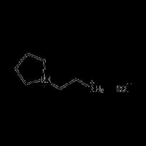 2-Pyrrolidin-1-ium-1-ylethylammonium chloride