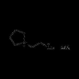 2-Pyrrolidin-1-ium-1-ylethylammonium tetrafluoroborate