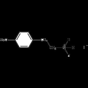 4-Methoxy-Phenethylammonium iodide