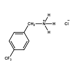 4-Trifluoromethyl-Benzylammonium chloride