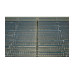 TEC7 Glass Plates 100mm x 100mm