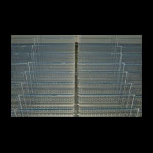 TEC8 Glass Plates 2.2 300mm x 300mm