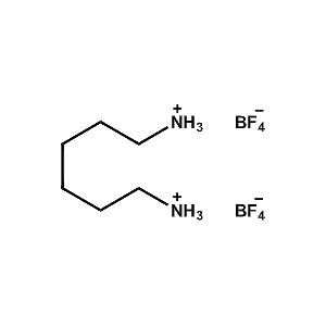 Hexane-1,6-diammonium tetrafluoroborate