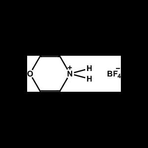 Morpholinium tetrafluoroborate