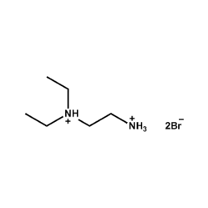 N,N-Diethylethane-1,2-diammonium tetrafluoroborate
