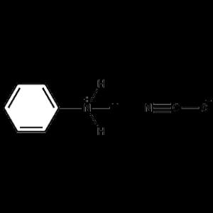 Phenylammonium thiocyanate