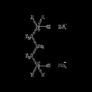Propane-1,3-diammonium tetrafluoroborate