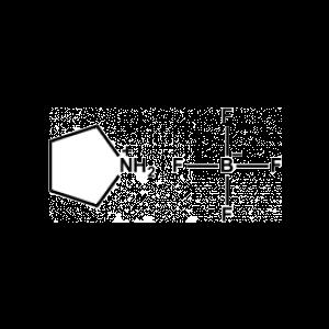Pyrrolidinium tetrafluoroborate